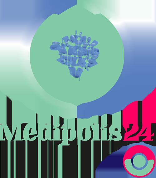 Logo de Medipolis24 vertical